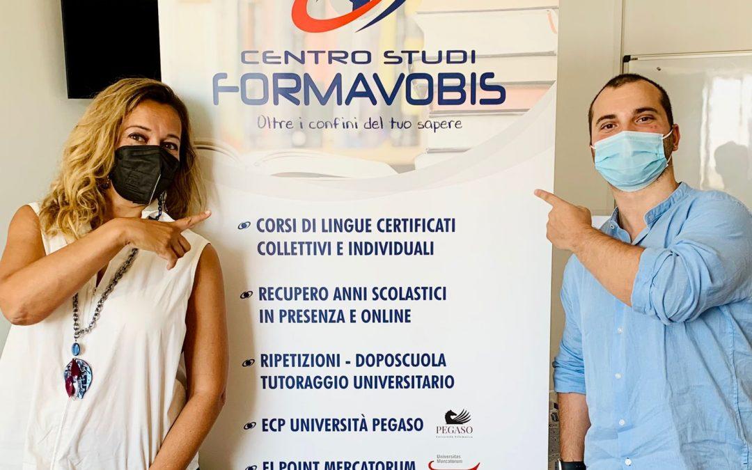 ABIFB e Centrostudi Formavobis: stipulata la convenzione per i Biologi e i Futuri Biologi a Brindisi