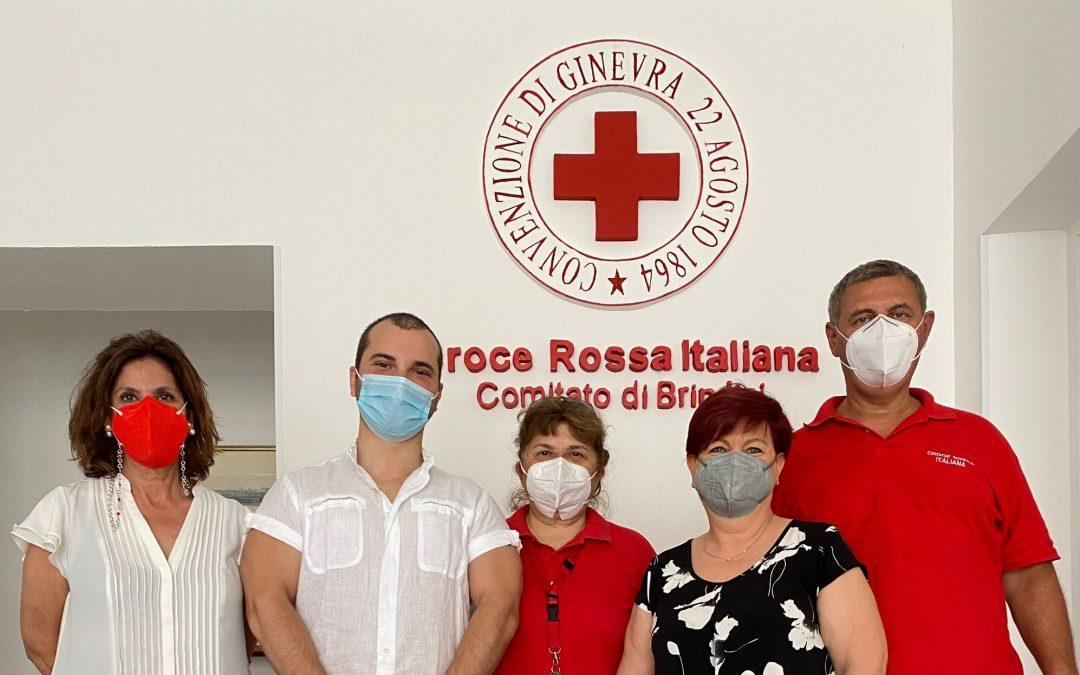 ABIFB e CROCE ROSSA ITALIANA – COMITATO DI BRINDISI: siglato il protocollo d'intesa